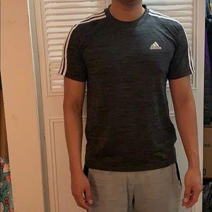 Adidas Gray T shirt